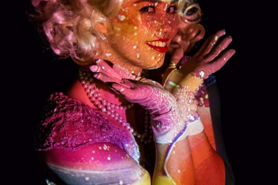 Technicolor Life – Marilyn in Marrickville