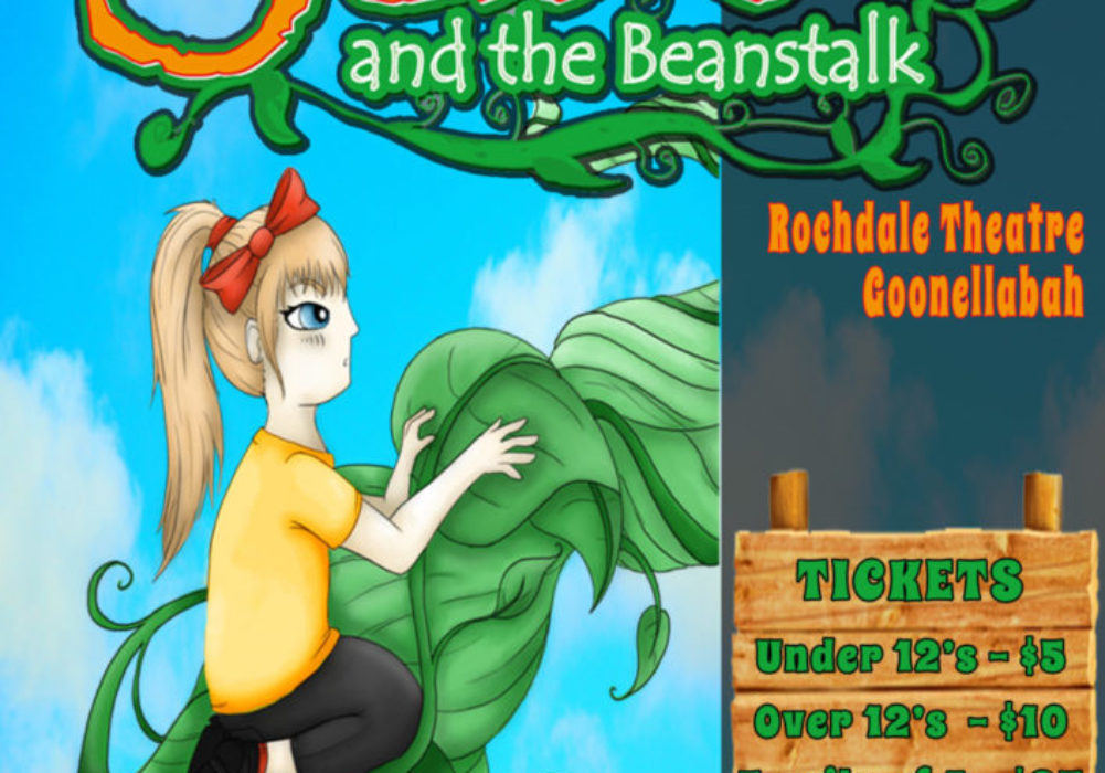 Jax and the Beanstalk – Lismore