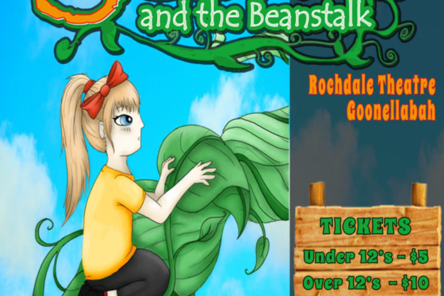 Jax and the Beanstalk – Lismore